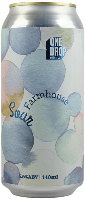 One Drop Farmhouse Sour