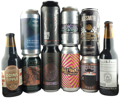 To Your Door Ultimate Stout 10-Pack