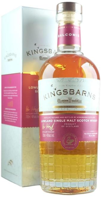 Kingsbarns Balcomie Lowland Single Malt Scotch Whisky