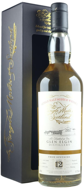 Single Malts Of Scotland Glen Elgin 12-Year-Old Whisky