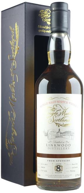 Single Malts Of Scotland Linkwood 8-Year-Old Whisky