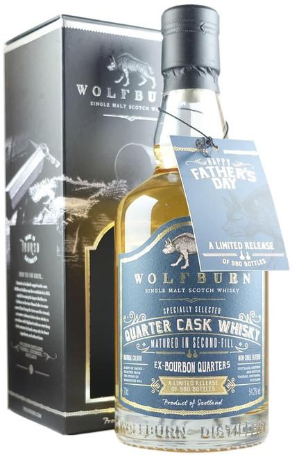 Wolfburn Father's Day 2021 Single Malt Scotch Whisky