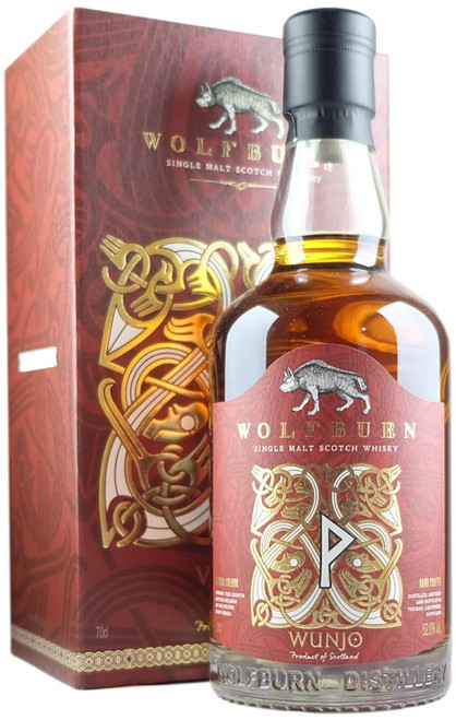 Wolfburn Kylver 8 'Wunjo' Single Malt Scotch Whisky