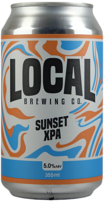 Local Brewing Sunset XPA