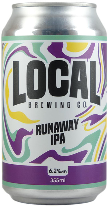 Local Brewing Runaway IPA