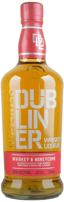 Dubliner Whiskey & Honeycomb Liqueur