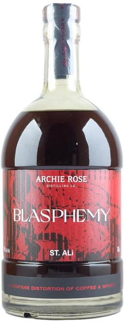 Archie Rose x St Ali Blasphemy Whisky & Coffee