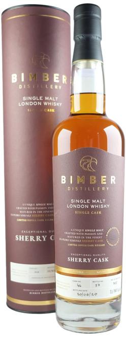 Bimber Sherry Cask #46 Single Malt London Whisky