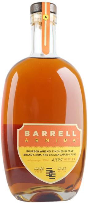 Barrell Armida Finished Bourbon Whiskey