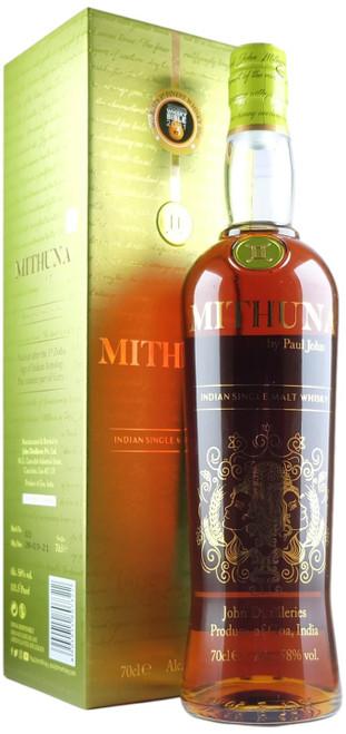 Paul John Mithuna Indian Single Malt Whisky