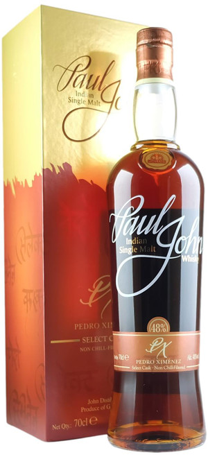 Paul John PX Select Cask Indian Single Malt Whisky