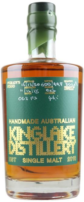 Kinglake O'Grady's Stand Australian Single Malt Whisky