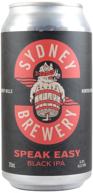 Sydney Brewery Speak Easy Black IPA