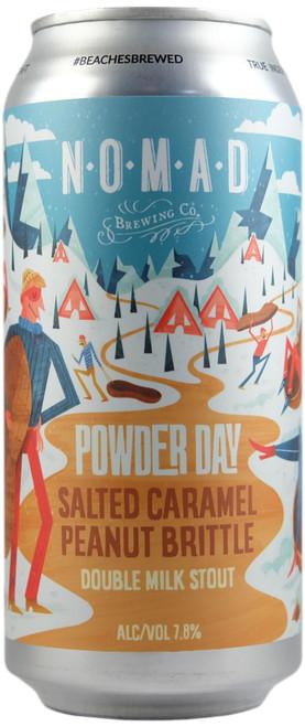 Nomad Powder Day Salted Caramel Peanut Brittle Double Milk Stout