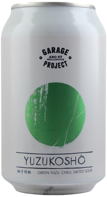 Garage Project Yuzukosho Green Yuzu, Chilli, salted Sour
