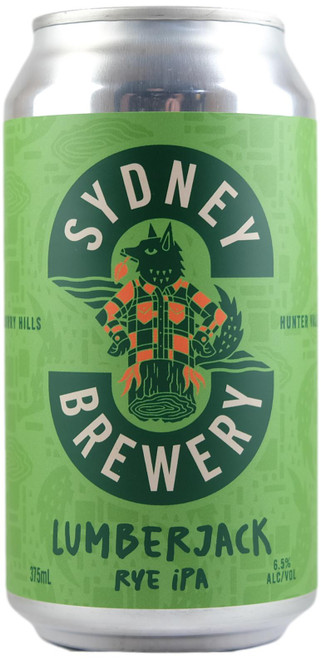 Sydney Brewery Lumberjack Rye IPA