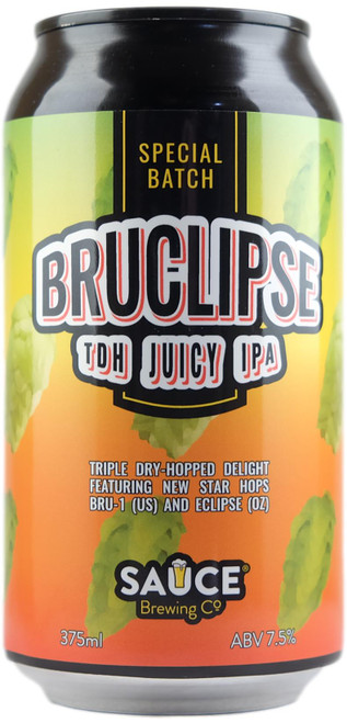 Sauce Special Batch Bruclipse TDH Juicy IPA