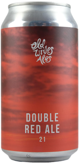 Old Wives Ales Double Red Ale 21