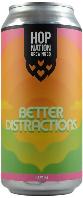 Hop Nation Better Distractions Hazy IPA