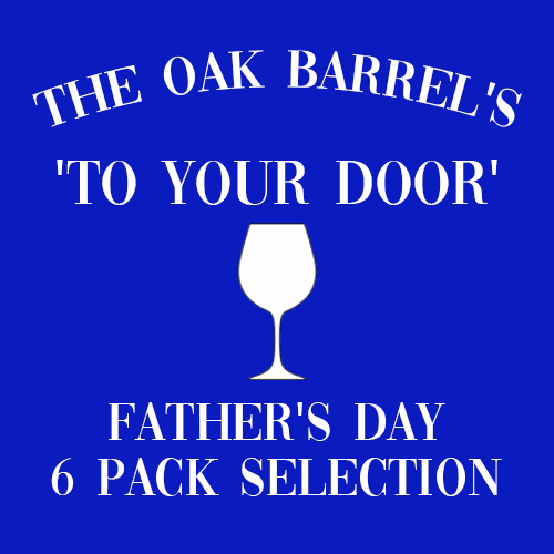 Oak Barrel's 'To Your Door' Fathers Day 6 Pack Selection