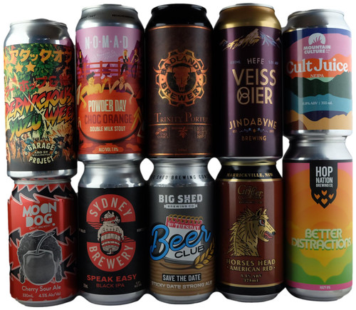 'To Your Door' Father's Day Variety Beer Pack