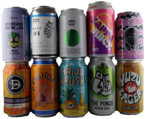 'To Your Door' Father's Day Juicy & Fruity Beer Pack