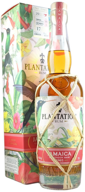 Plantation Jamaica Clarendon MMW 2003 Rum
