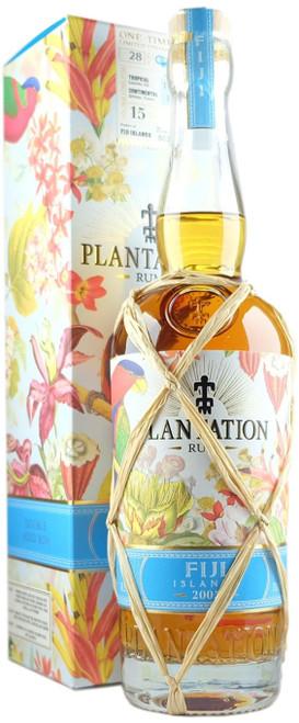 Plantation Limited Edition Fiji Islands 2005 Rum