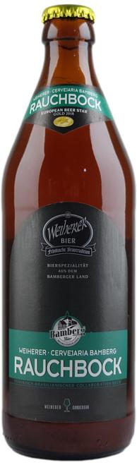 Kundmuller Weiherer Bier Rauchbock