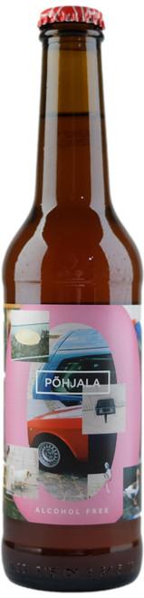 Pohjala Prenzlauer O Non-alcoholic Raspberry Berliner Weisse