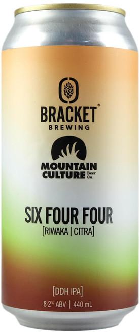 Bracket / Mountain Culture Six Four Four DDH IPA
