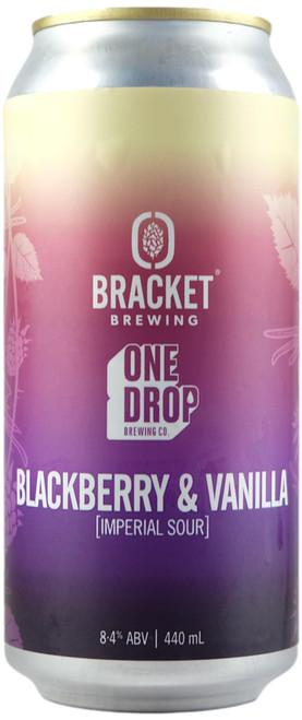 Bracket / One Drop Blackberry & Vanilla Imperial Sour