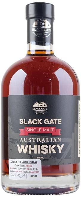 Black Gate BG047 Australian Single Malt Whisky