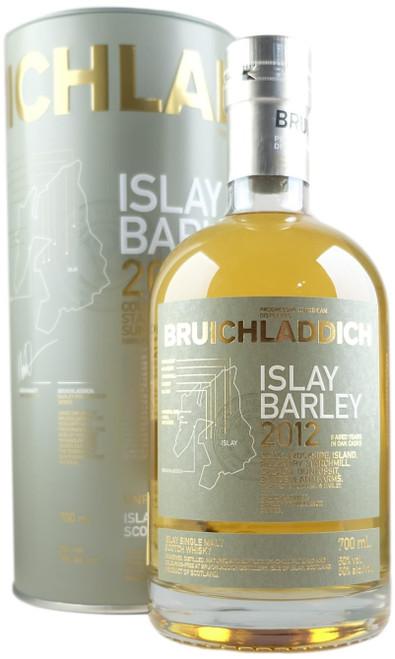 Bruichladdich Islay Barley 2012 Single Malt Scotch Whisky