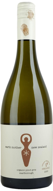 Earth Mother Organic Pinot Gris 2020