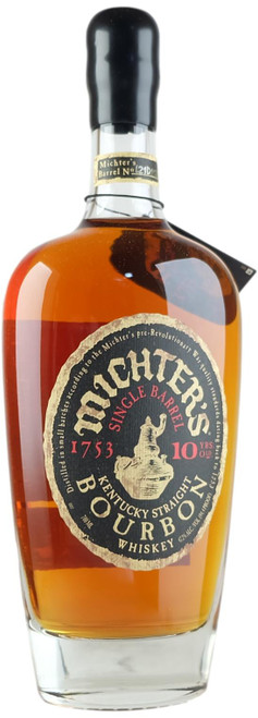 Michter's 10-Year-Old Kentucky Straight Bourbon 2021 Release Whiskey