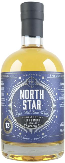 North Star Loch Lomond 'Croftengea' 13-Year-Old Single Malt Scotch Whisky