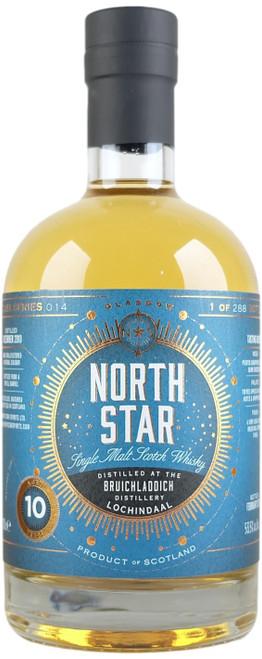 North Star Bruichladdich 'Lochindaal' 10-Year-Old Single Malt Scotch Whisky