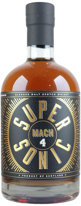 North Star Supersonic Mach 4 Blended Malt Scotch Whisky