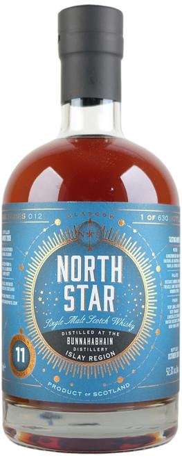 North Star Bunnahabhain 11-Year-Old Single Malt Scotch Whisky