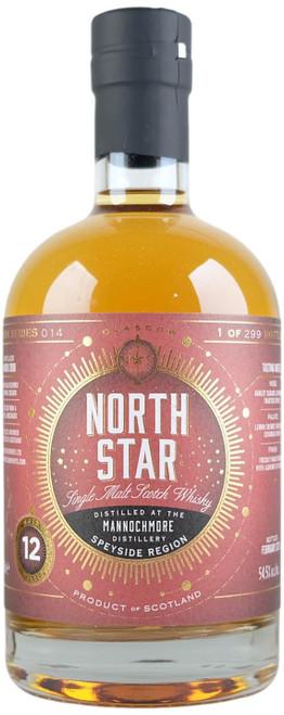 North Star Mannochmore 12-Year-Old Single Malt Scotch Whisky
