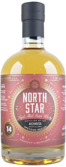 North Star Auchroisk 14-Year-Old Single Malt Scotch Whisky
