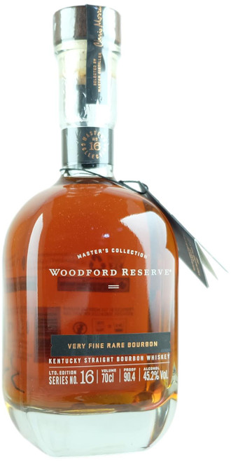 Woodford Reserve Masters Collection 16 Very Fine Rare Bourbon Whiskey