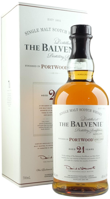 Balvenie Portwood 21-Year-Old Single Malt Scotch Whisky