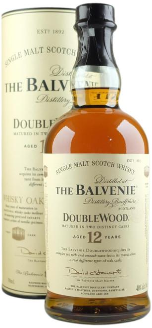 Balvenie 12-Year-Old DoubleWood Single Malt Scotch Whisky