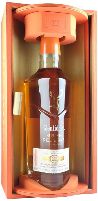 Glenfiddich Gran Reserva 21-Year-Old Single Malt Scotch Whisky