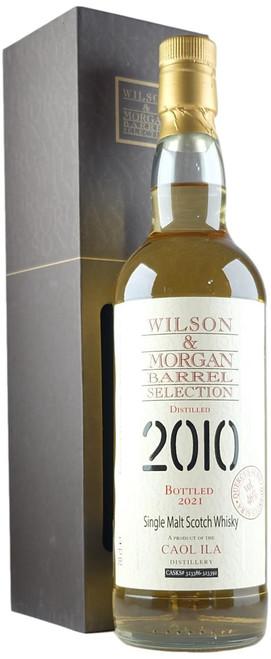 Wilson & Morgan 2010 Caol Ila Single Malt Scotch Whisky