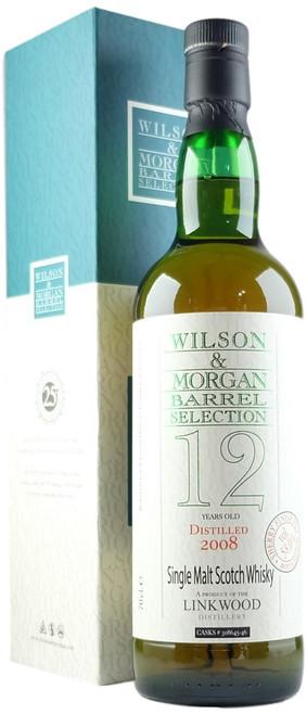 Wilson & Morgan Linkwood 12-Year-Old Single Malt Scotch Whisky