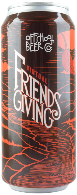 Offshoot Virtual Friends Giving Double IPA