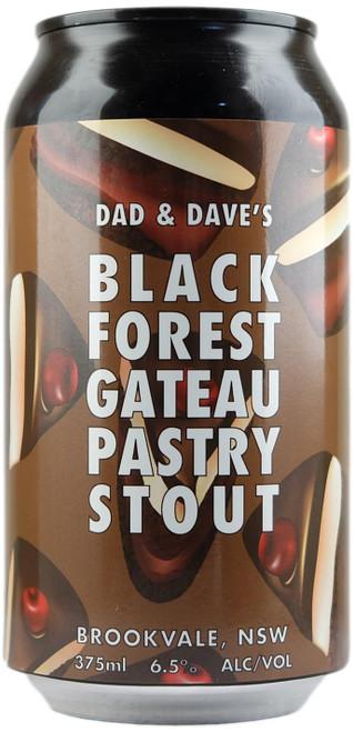 Dad & Daves Black Forest Gateau Pasty Stout